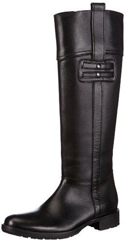 Buffalo London 1001-4 N COW Boots Womens Black Schwarz (BLACK 01) Size: 5 (38 EU)