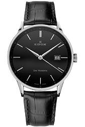 Edox Les Vauberts Men's Quartz Watch 70172-3N-NIN