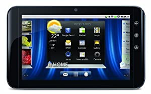 "Dell STREAK 7 -  7"" Wi-Fi Tablet with 16GB internal memory (Gray, 1.3 MP front facing camera)"
