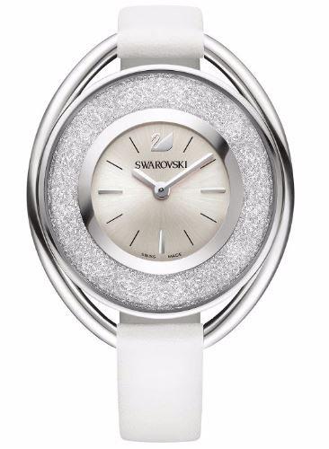 Orologio donna da polso Swarovski Crystalline Oval White 5158548