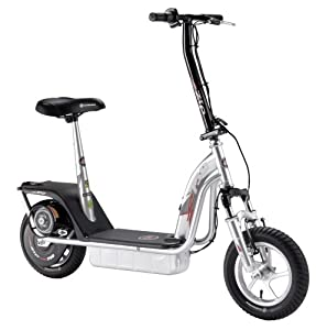 Currie Technologies e-Zip E750 Electric Scooter (Silver)
