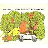 Who, Said Sue, Said Whoo? (0689300964) by Raskin, Ellen