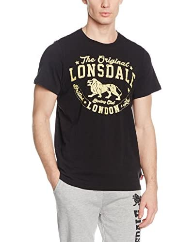 Lonsdale T-Shirt Manica Corta Coaley