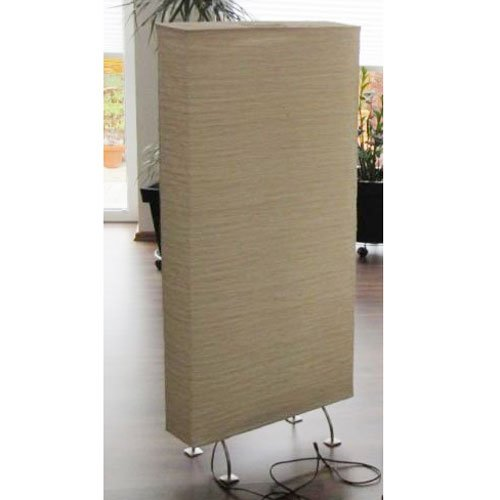 asian rice paper wide and tall floor lamp bulbs included With wide paper floor lamp