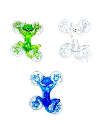 outlook-design-italia-vhb1b00200-cat-hook-set-da-3-ganci-a-ventosa-trasparente-verde-azzurro