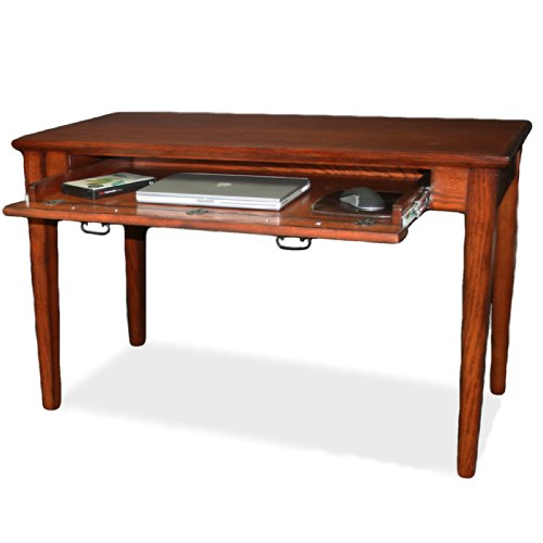 Offer Cheap Leick Boulder Creek Mission Laptop Writing Desk Sale