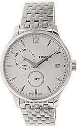 Tissot Tradition Men's Watch - Silver