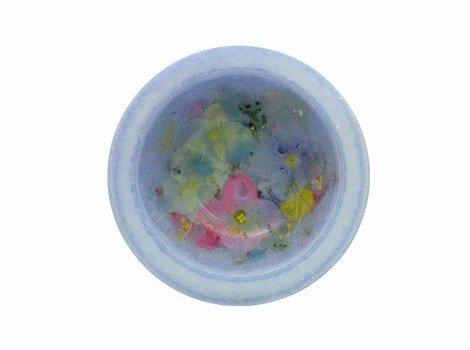 Habersham Wax Pottery Bowl, Hydrangea (Habersham Wax Pottery Bowls compare prices)