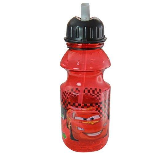WeGlow International Disney Cars Tritan Sport Bottle, 14-Ounce