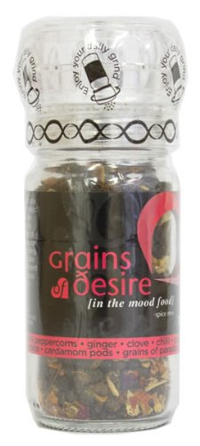 Grains Of Desire Spice Grinder - Elements Of Spice