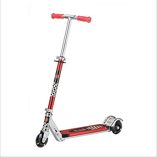 ZFneg-Enfants-pliantes-Shock-Absorber-Scooter