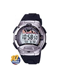 Casio Youth Digital Grey Dial Men's Watch - W-753-1AVDF  (I071)