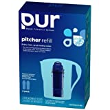 PUR 2-Stage Water Pitcher Replacement Filter, New Value Pack Size 8-ct