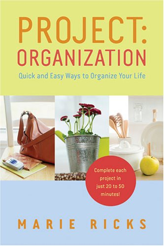 Project: Organization, Marie Ricks