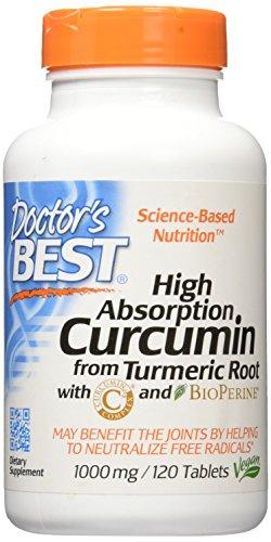 Curcumin from Turmeric Root