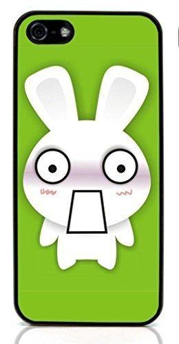 Bunny rabbit Hard Case for Apple iPhone 5/5S ( Sugar Skull )