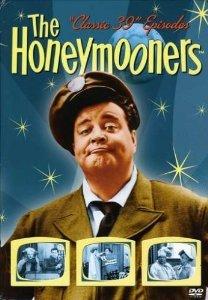 The Honeymooners Classic 39 DVD