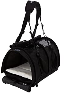 SturdiBag Pet Carrier, Large - Black