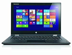 "Lenovo Yoga 2 Pro Convertible Ultrabook Tablet - Intel Core i5-4200U, 256GB SSD, 8GB RAM, 13.3"" QHD+ 3200x1800 Touchscreen, Intel HD 4400 Graphics, Intel 7260-N WiFi, Bluetooth, HD Webcam, USB 3.0, Backlit Keyboard, Windows 8.1 59394177 (Silver Grey)"