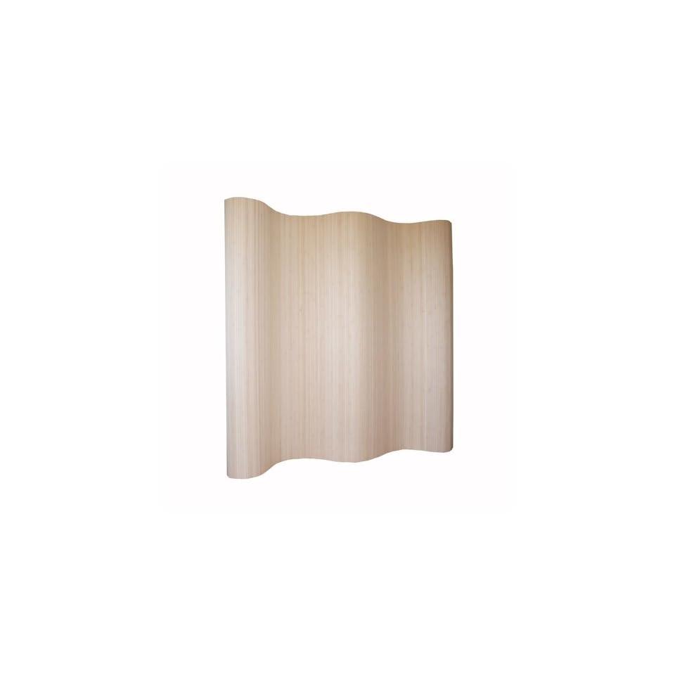 Homestyle4u Paravent Raumteiler Trennwand Sichtschutz Bambus Natur