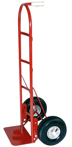 Milwaukee Hand Trucks 40108 Pin Handle Hand Truck With 10-Inch Pneumatic Tires front-239266