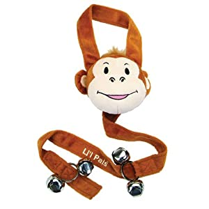 Coastal -Potty Training Bell - Monkey, Length: 27""
