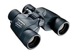 Olympus N1240586 8-16x40 Zoom Binocular (Black)