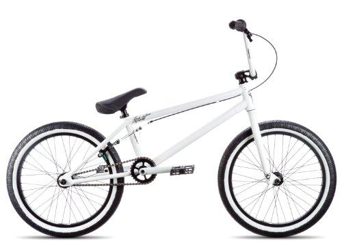 DK 2013 Kvant BMX Bike, White, 20.75-Inch