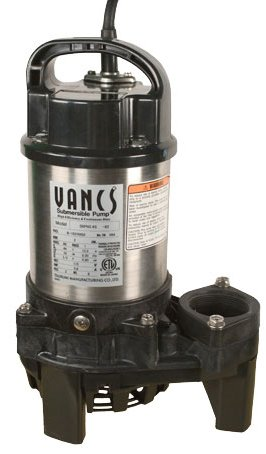 Tsurumi vancs 2pu 1 5 h p 1 110 115v pond for Pond pumps direct