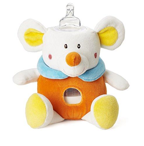 Milkysnugz Mason the Mouse Baby Bottle Holder