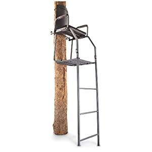 Buy Guide Gear 16' Archer's Ladder Tree Stand by Guide Gear