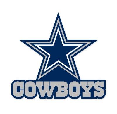 Dallas Cowboys Nfl Car Bumper Sticker Decal 5 Quot X 5 Quot
