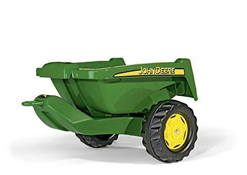 Rolly Toys 128822 - Veicolo a Pedali Kipper II John Deere