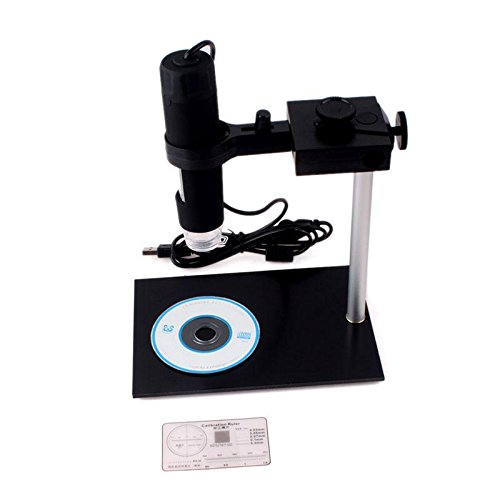 800X Usb2.0Digital Microscope 2.0Mp 8-Led Endoscope Electronic Magnifer Camera