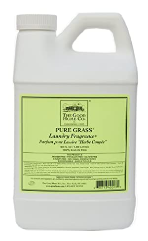 The Good Home Laundry Fragrance Refill, Pure Grass, 64 Ounce