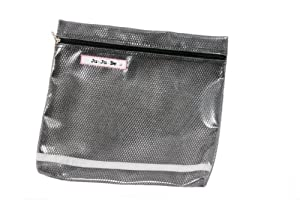 Ju-Ju-Be Clear Zipper Plastic Pouch from Ju-Ju-Be