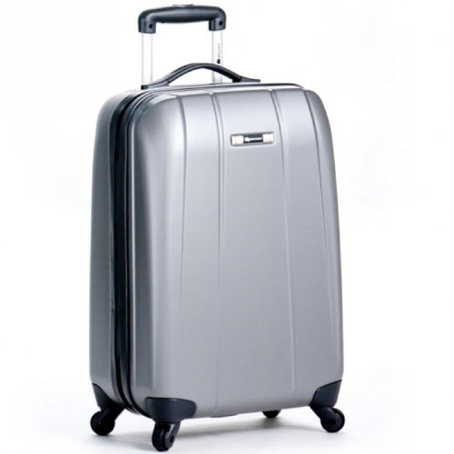 Delsey Helium Shadow Carry-on Spinner Trolley Platinum