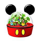 DISNEY MIRACLE-GRO Mickey Mouse Greenhouse Vegetable Garden Tomato Sweet Pepper Cucumber