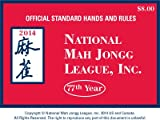 National Mah Jongg League Standard Size Card 2014