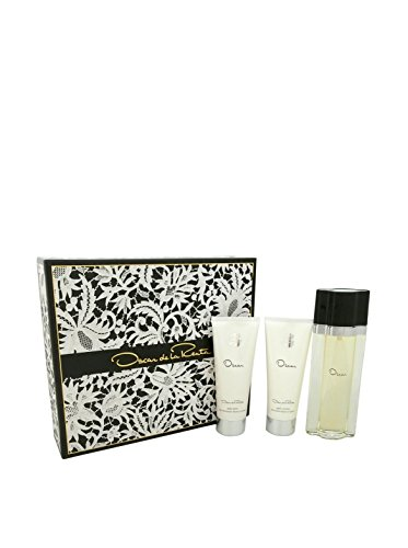 Oscar De La Renta 3 Piece Gift Set Cologne Spray for Women (Renta De Ca compare prices)