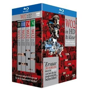 WW2 In HD & colour Blu-Ray [6 BLU-RAY]