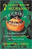 img - for Don't Know Much About the Bible Publisher: Harper Paperbacks book / textbook / text book