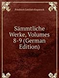 Sämmtliche Werke, Volumes 8-9 (German Edition)