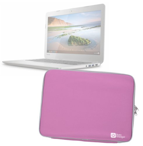 high-quality-neoprene-laptop-case-for-toshiba-cb35-a3120-chromebook-pink