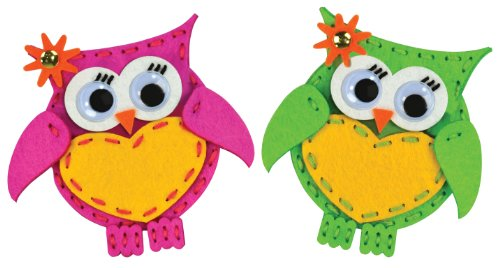 American Girl Crafts Sew and Share Kit, Owls