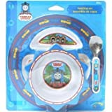 Thomas & Friends Thomas The Tank Engine Dinnerware Set