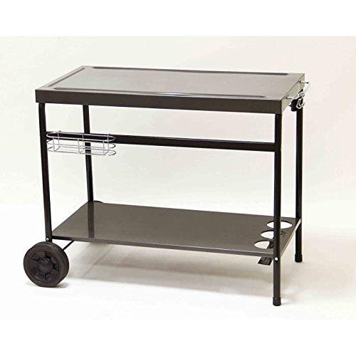 somagic–Servierwagen Metall für Plancha somagic jetzt bestellen