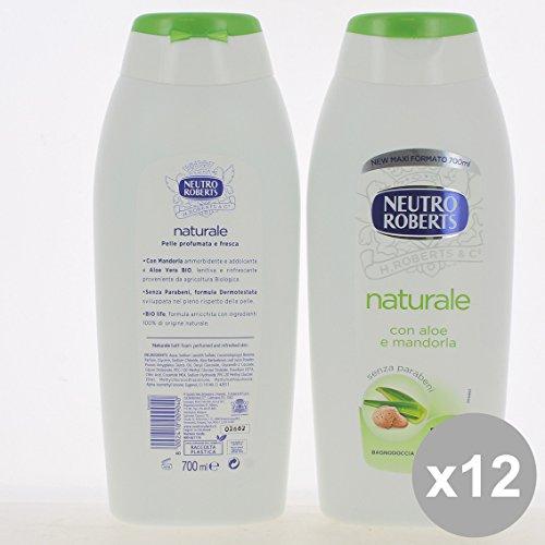 Set 12 NEUTRO Roberts Bagno 700 Naturale - Cura del Corpo