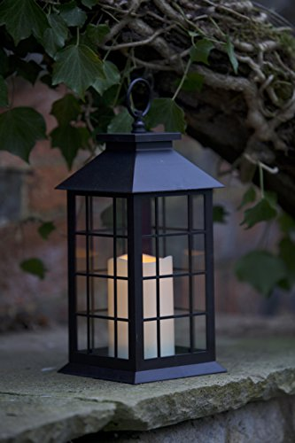 Smart Garden Battery Operated Window Lantern LED Candle