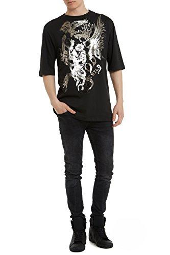 Camisetas-de-Moda-Designer-Vintage-Fashion-Rock-para-Hombre-Camiseta-Negra-con-Estampada-EAGLE-Cuello-redondo-Manga-corta-Algodn-Alta-calidad-Ropa-Urbana-Cool-para-Hombres-S-M-L-XL-XXL